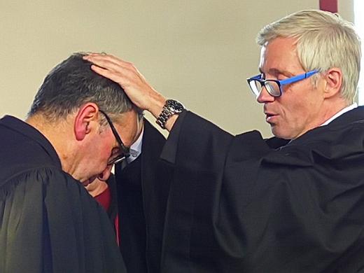 Entpflichtung Pfarrer Gabriel